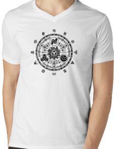 3FORCE Mens V-Neck T-Shirt