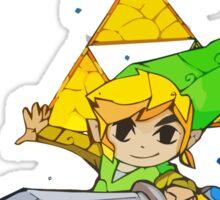 Link, I am a Legend Sticker