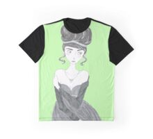 Headband Graphic T-Shirt