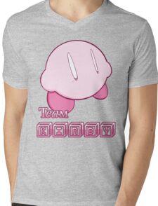 Team Kirbyy Mens V-Neck T-Shirt
