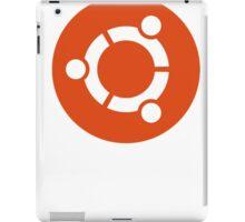 Linux Ubuntu Tees iPad Case/Skin