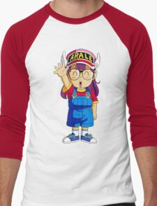 Arale  Men's Baseball ¾ T-Shirt