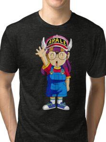 Arale  Tri-blend T-Shirt