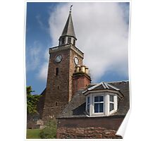 A Church in Inverness Poster