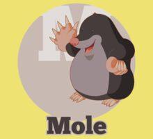 M : Mole One Piece - Short Sleeve