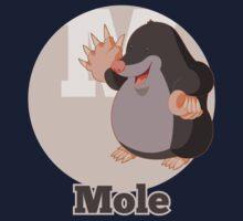M : Mole One Piece - Long Sleeve