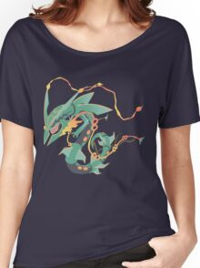 Mega Rayquaza Women's Relaxed Fit T-Shirt