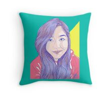 In Wheat Throw Pillow