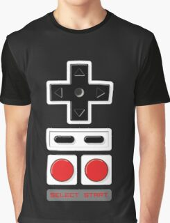 Select Start - Controller Graphic T-Shirt