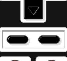 Select Start - Controller Sticker