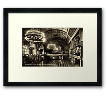 Marble Hall, Berlin Zoo Framed Print