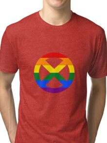 Mutant and Proud Tri-blend T-Shirt