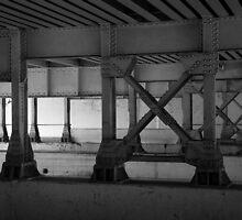 Under The Bridge by thehufflepuffle