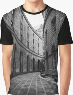 What's Around the Corner? Graphic T-Shirt