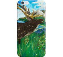 Elk iPhone Case/Skin