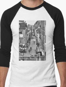 Rue du Petit Champlain Men's Baseball ¾ T-Shirt