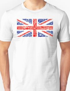 Landmark and Flag T-Shirt