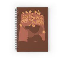 HODOR Hold the Door Walking Dead Spiral Notebook