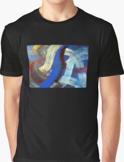 scratchy Graphic T-Shirt