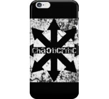 Comical Carnage - ChaotiCritic iPhone Case/Skin