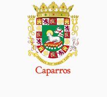 Caparros Shield of Puerto Rico Unisex T-Shirt
