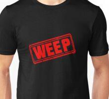 WEEP Stamp - Top/Hoodie Unisex T-Shirt