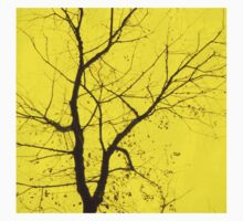 Central Yellow Tree Baby Tee