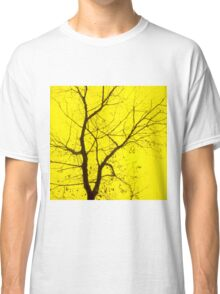 Central Yellow Tree Classic T-Shirt