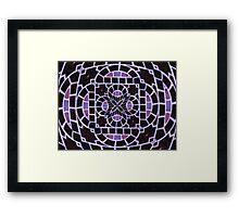 Shades Of Lavender Framed Print
