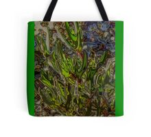 Plant Art Tote Bag