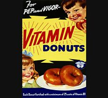 Vitamin Donuts Unisex T-Shirt