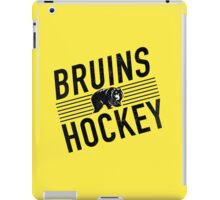 Bruins Hockey iPad Case/Skin