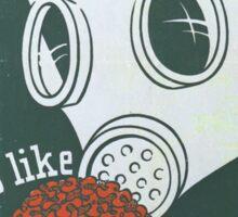 Vintage poster - Lewisite Sticker