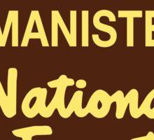 Manistee National Forest Sticker