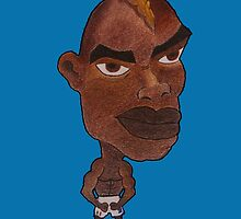 Mario Balotelli [Optimized for iPhone & iPod] by Andrea Orsenigo