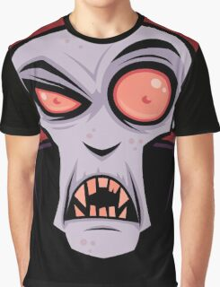 Count Dracula Graphic T-Shirt