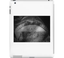 Crypt of History Passed Artistic Photograph Unique Decor iPad Case/Skin