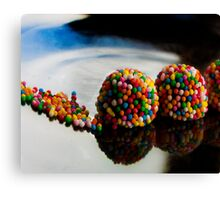 Sweets for my Sweet.... Canvas Print