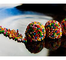 Sweets for my Sweet.... Photographic Print