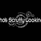 Who's Scruffy Looking by Patrick Scullin