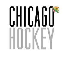 Chicago Hockey by mhenderson95