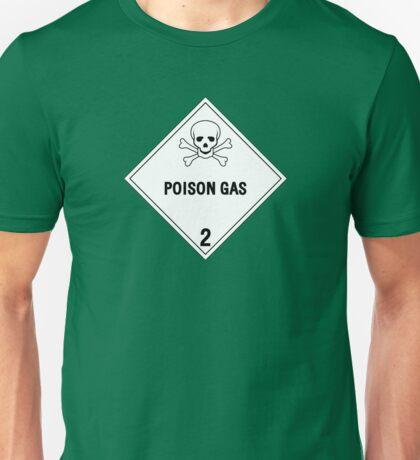 HAZMAT Class 2: Gases Unisex T-Shirt