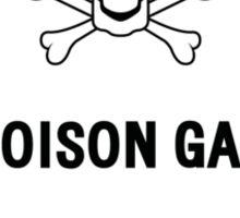 HAZMAT Class 2: Gases Sticker