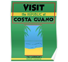 Vintage poster - Costa Guano Poster
