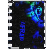 Afraid iPad Case/Skin