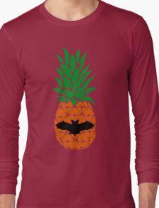 Batty PineApple Long Sleeve T-Shirt