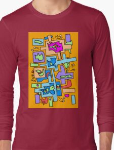 Hip to be square Long Sleeve T-Shirt