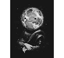 MOONalisa Photographic Print