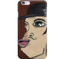 Van Smokey  iPhone Case/Skin