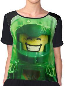 Lego Aaron minifigure Chiffon Top